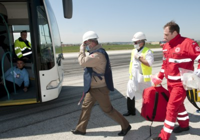 emergenza aeroportuale